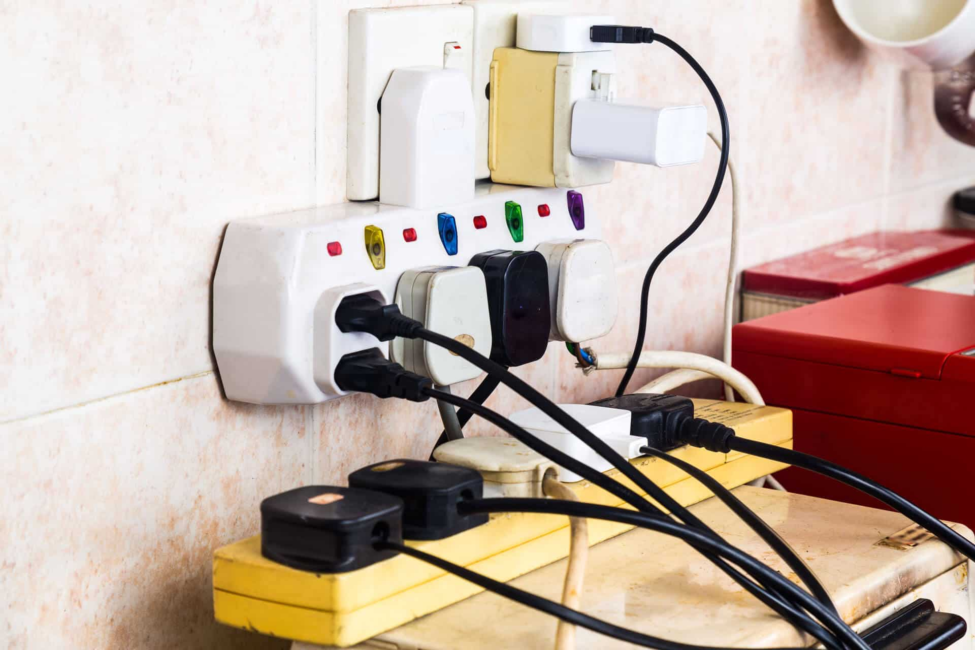 The Most Dangerous Home Electrical Hazards